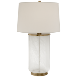 Lampa stołowa Ralph Lauren Home Brookings Linden