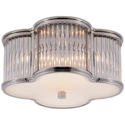 Plafon Alexa Hampton Basil Flush Mount-small